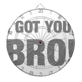 I got you bro dartboard