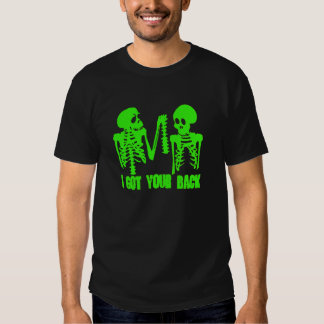 I got your back funny tee shirt