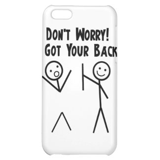 I Got Your Back! Cover For iPhone 5C