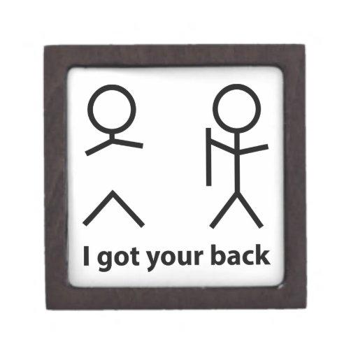 I Got Your Back! Premium Gift Boxes