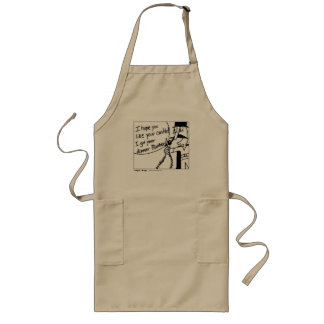 I Got Your Dinner Mother - BBQ Apron