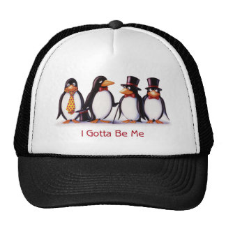 I Gotta Be Me Trucker Hat