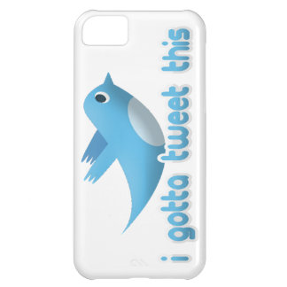 I Gotta Tweet This iPhone 5 Case