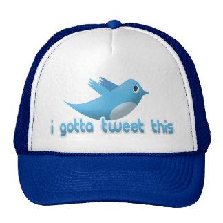 I Gotta Tweet This Trucker Hat