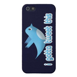 I Gotta Tweet This Twitter Bird iPhone Case