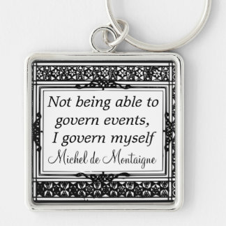 I govern keychain