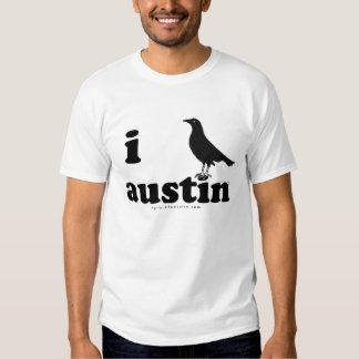 I Grackle Austin Tshirt