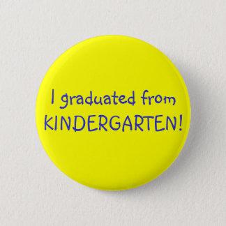 I graduated - button