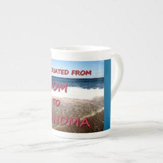 I GRADUATED FROM MOM TO GRANDMA! TEA CUP