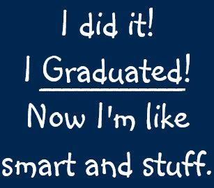 Graduation invitations zazzle i graduated funny graduation party invitation card filmwisefo Choice Image