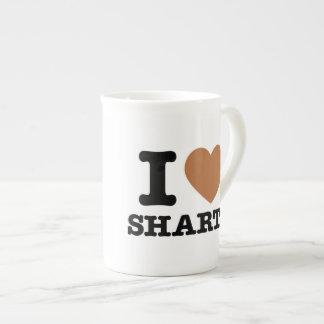 I gráfico divertido del icono de Sharts del Taza De Porcelana