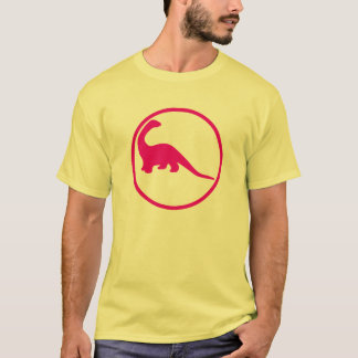 I grew up and became an paleontologist T-Shirt