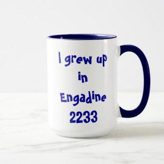 I grew up in Engadine 2233 Mug