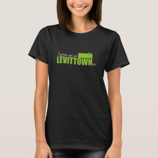 """I Grew Up In Levittown NY"" t-shirt"