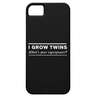 I Grow Twins iPhone 5 Cases