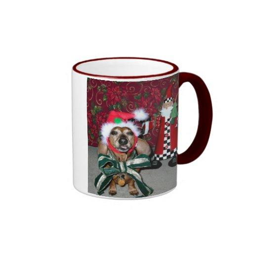 I guess it must be Christmas! Coffee Mug