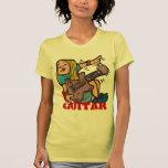 I guitarra - guitarra de adaptación del guitarrist camiseta