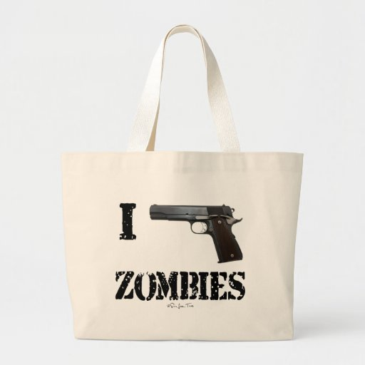 I Gun Zombies 2 Bag