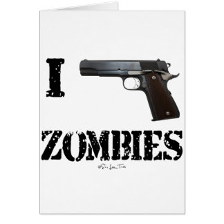 I Gun Zombies 2 Card