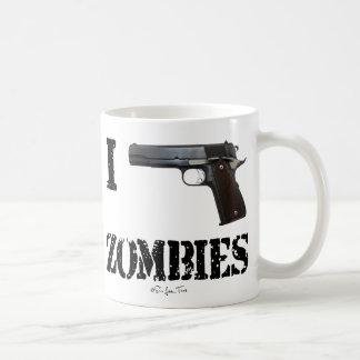 I Gun Zombies 2 Classic White Coffee Mug