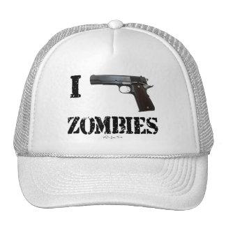 I Gun Zombies 2 Trucker Hat