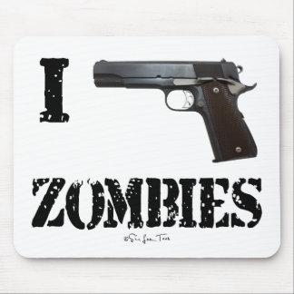 I Gun Zombies 2 Mouse Pad