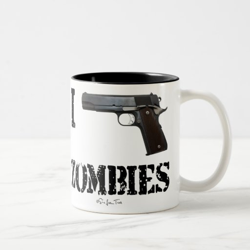 I Gun Zombies 2 Mugs