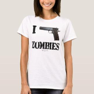 I Gun Zombies 2 T-Shirt