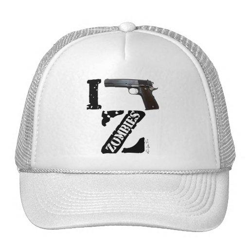 I Gun Zombies Hats