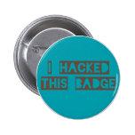 I Hacked This Badge Pins