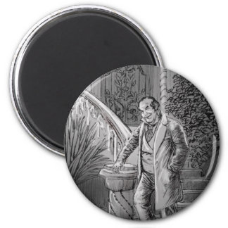 """I Had No Choice"" The Great and Powerful OZ. Magnet"