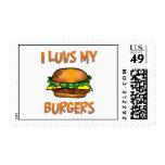 I hamburguesas de Luvs