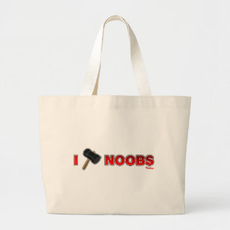 I Hammer Noobs - Gamer Gaming Video Games Bag