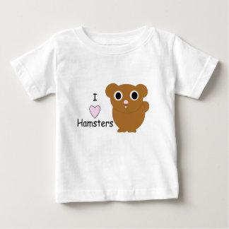 I hámsteres del corazón t-shirts