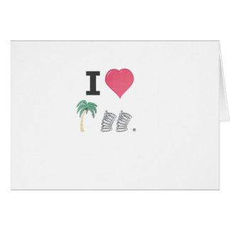 I Hart Palm Springs Card