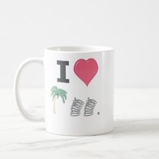 I Hart Palm Springs Coffee Mug