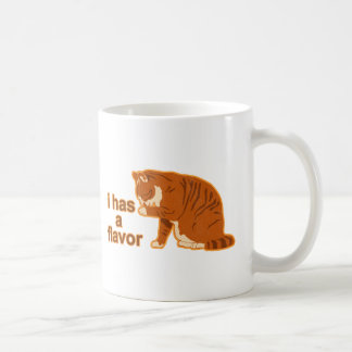 I has a flavor, LOL CAT Coffee Mug