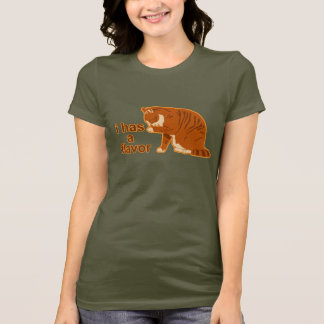 I has a flavor, LOL CAT T-Shirt