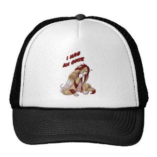 I Has an Owie Trucker Hat