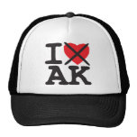I Hate AK - Alaska Mesh Hat
