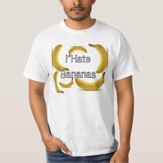 I Hate Bananas - T-Shirt