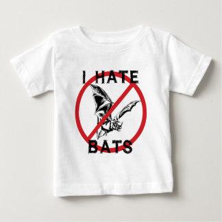 I Hate Bats Baby T-Shirt