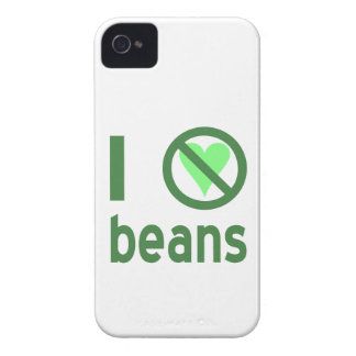 I Hate Beans iPhone 4 Cover