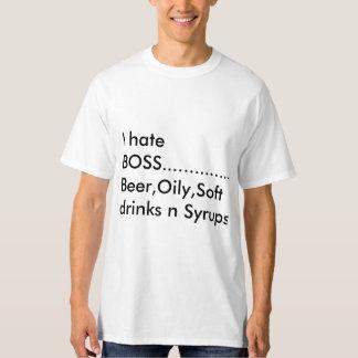 I hate BOSS T-Shirt