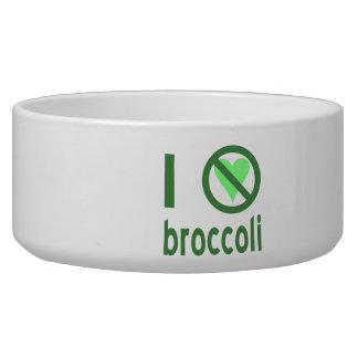 I Hate Broccoli Bowl
