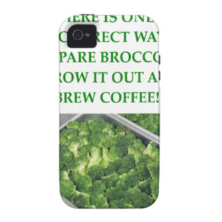 i hate broccoli iPhone 4/4S case