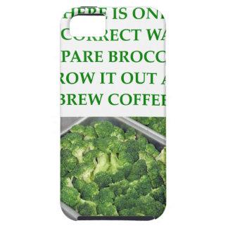 i hate broccoli iPhone 5 case