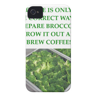 i hate broccoli iPhone 4 cases