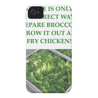 i hate broccoli iPhone 4 case