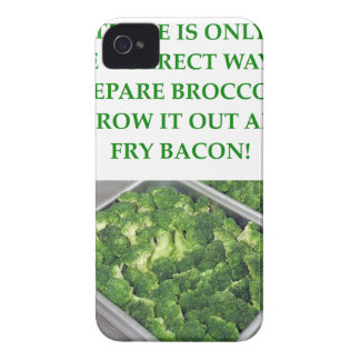 i hate broccoli iPhone 4 Case-Mate cases